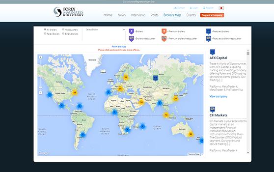 Forex Magnates Directory
